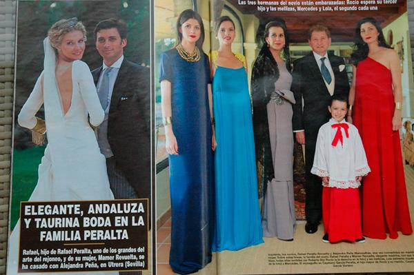 foto familia peralta: