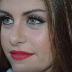 consejos para maquillar correctamente ojos grandes