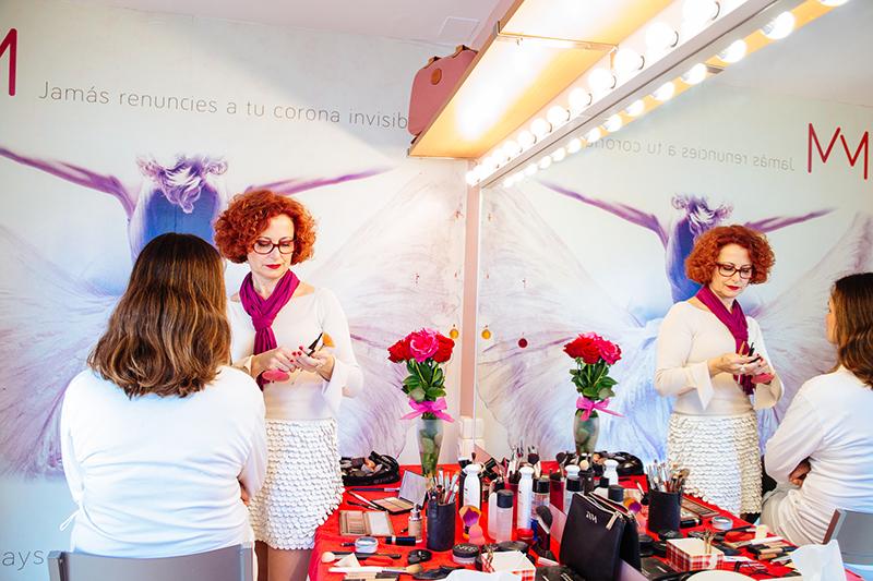 Mi estudio de maquillaje en Espartinas ( Sevilla)
