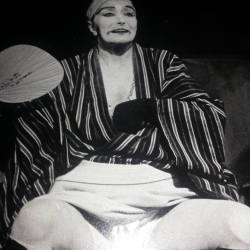 La obra teatral Maquillaje interpretada por Nuria Espert