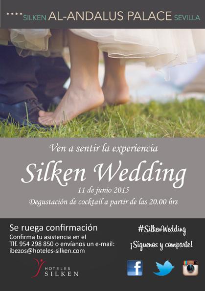 #Silken Wedding