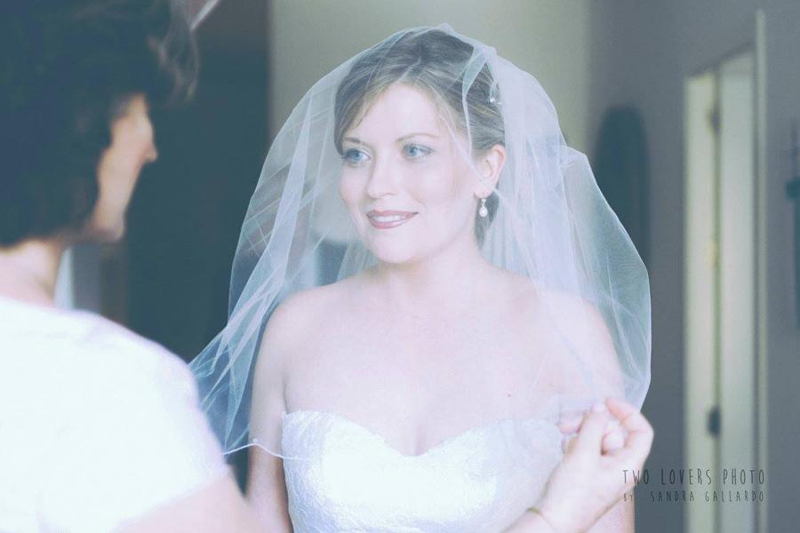 La boda de la irlandesa Siobhan