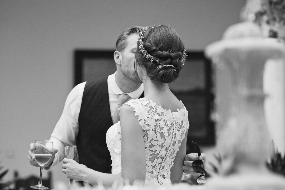 La boda campestre de Charlotte