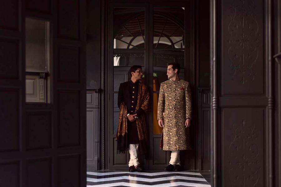 La boda India de Walter y Romit
