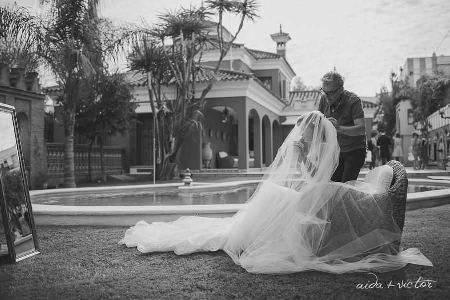 La boda de Mamen y Jaime