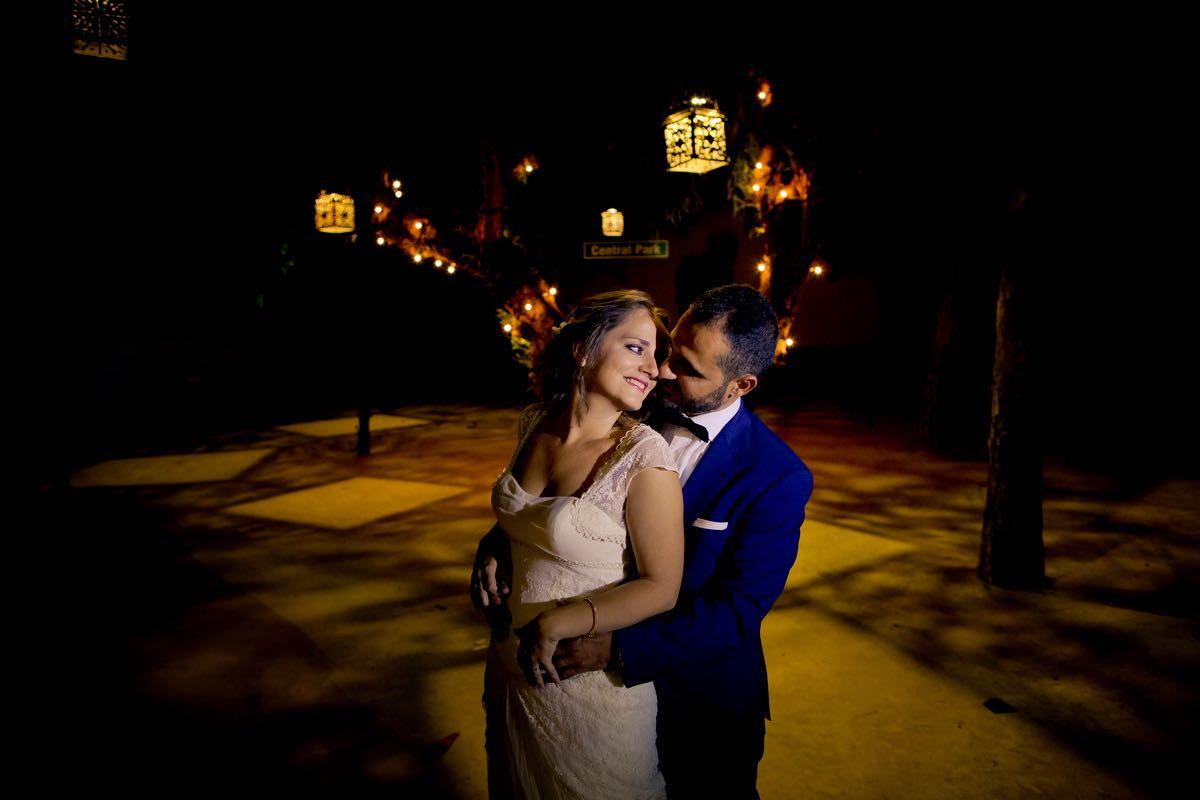 La boda de Miriam y Fco