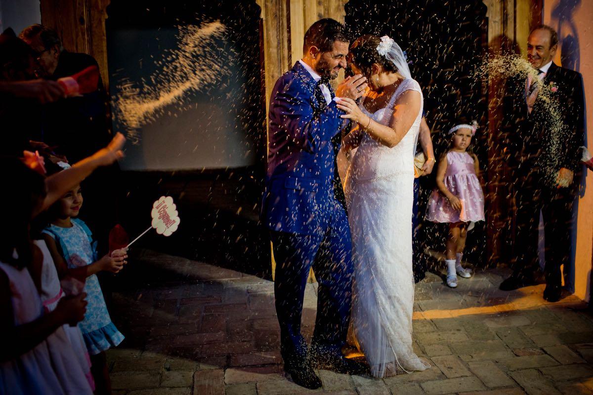 La boda de Miriam y Fco Javier