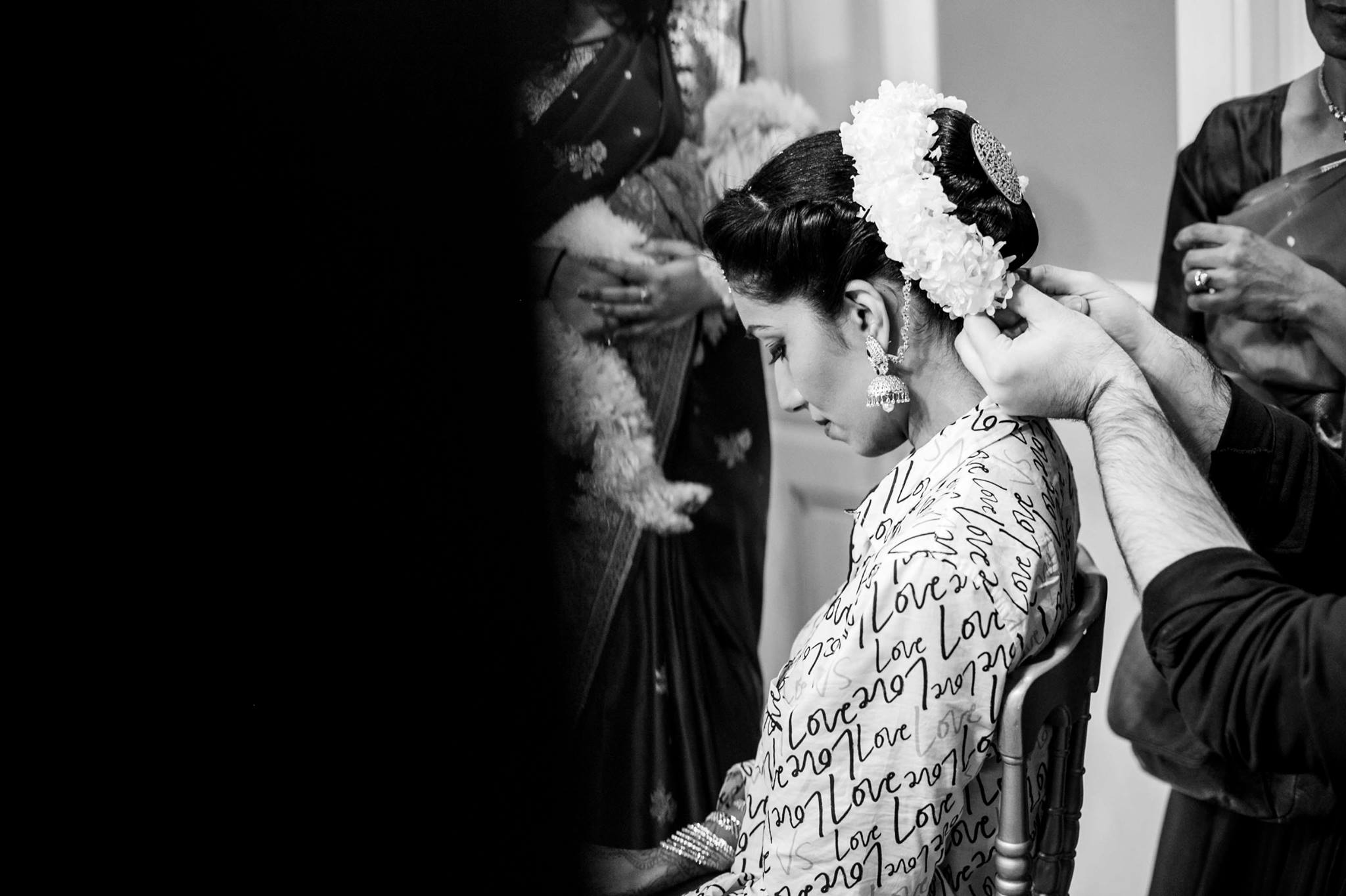 La boda india de Siva & Pooj