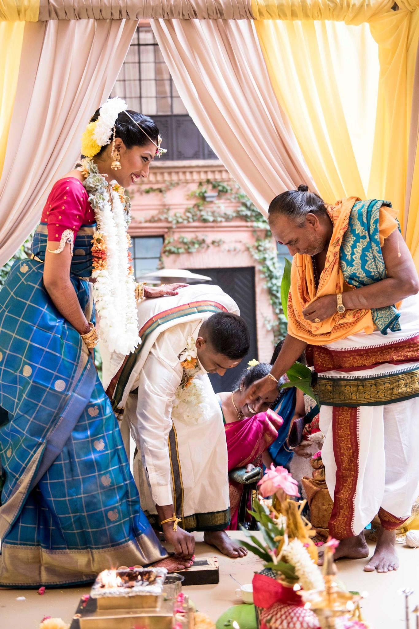 Una boda india en sevilla