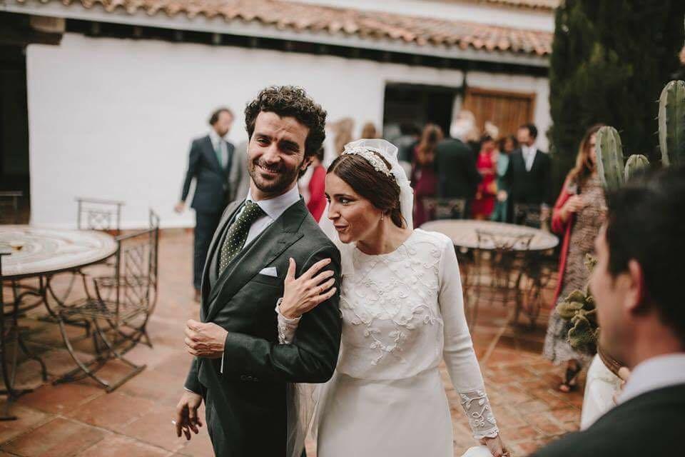 maquillaje para la boda de Clara y Xavi by Mar Martínez