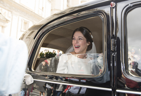 La boda de Inma y Raúl en sevilla