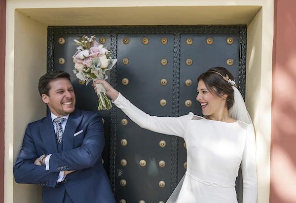 la boda de inma y Raul