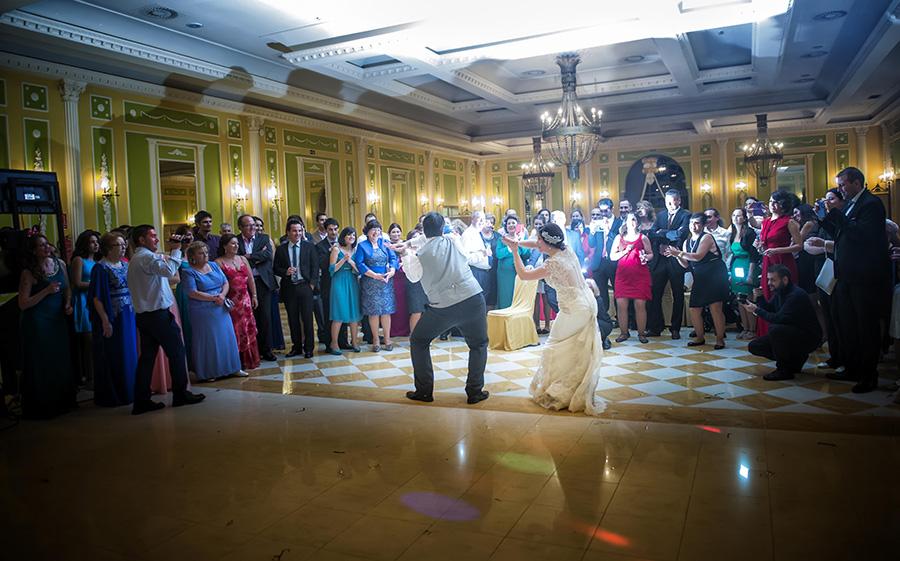 La boda de Susana y älvaro