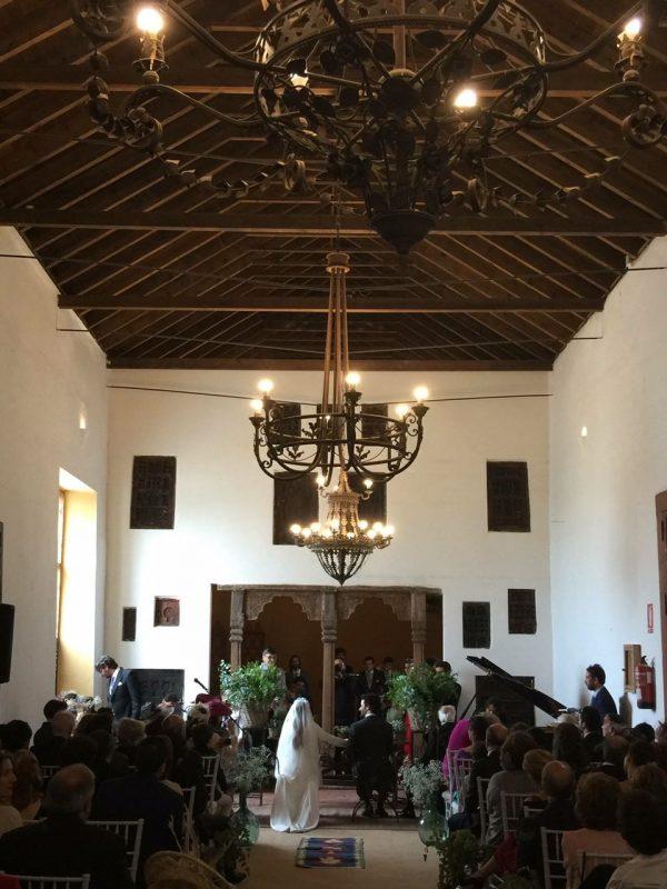 la boda de clara y Xavi