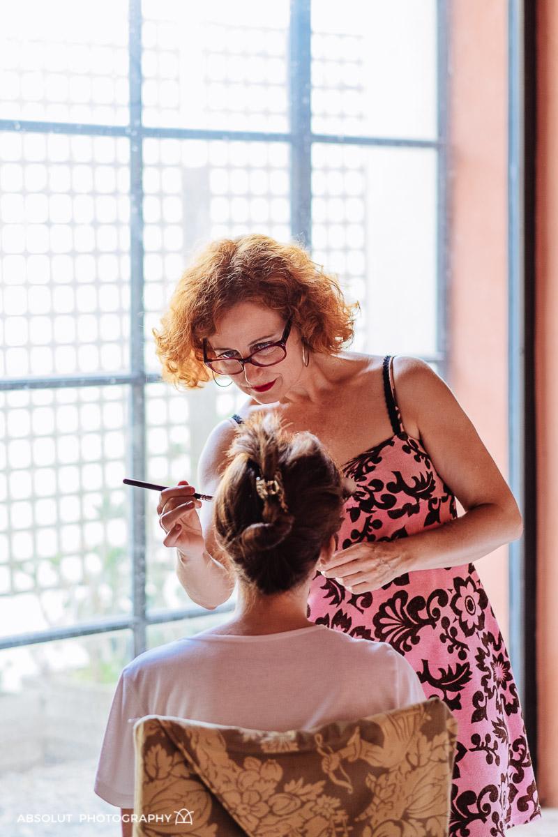 Shooting en Palacio Portocarrero