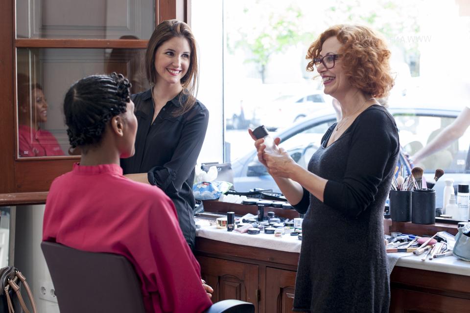 asesoría express de maquillaje
