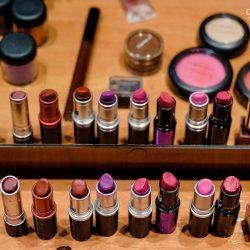 kit de labiales en diferentes tonalidades. Imprescindibles en mi maletín de maquillaje.