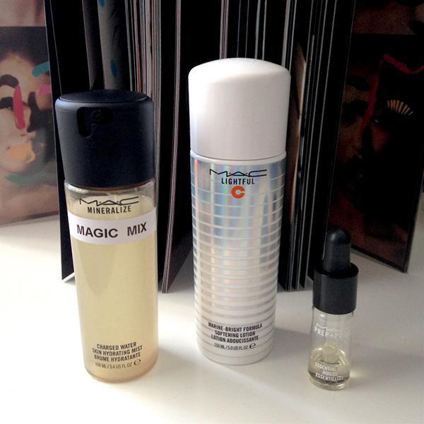 Magic Mix, producto preparación de la piel