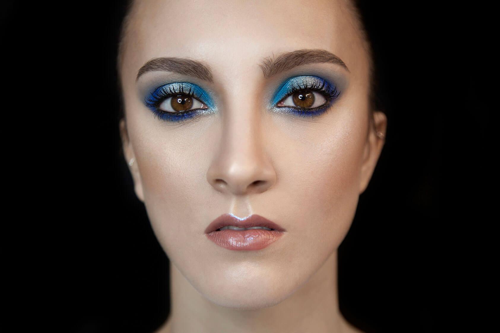 Maquillaje Hielo por Erregiro makeup