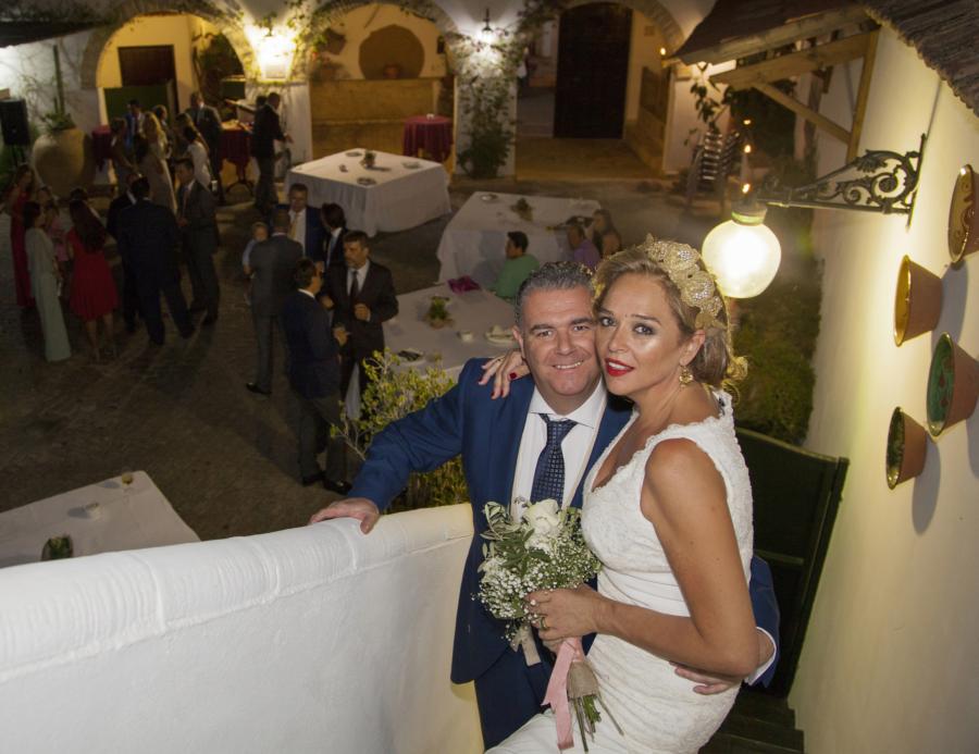 La boda de Eva y Rogelio