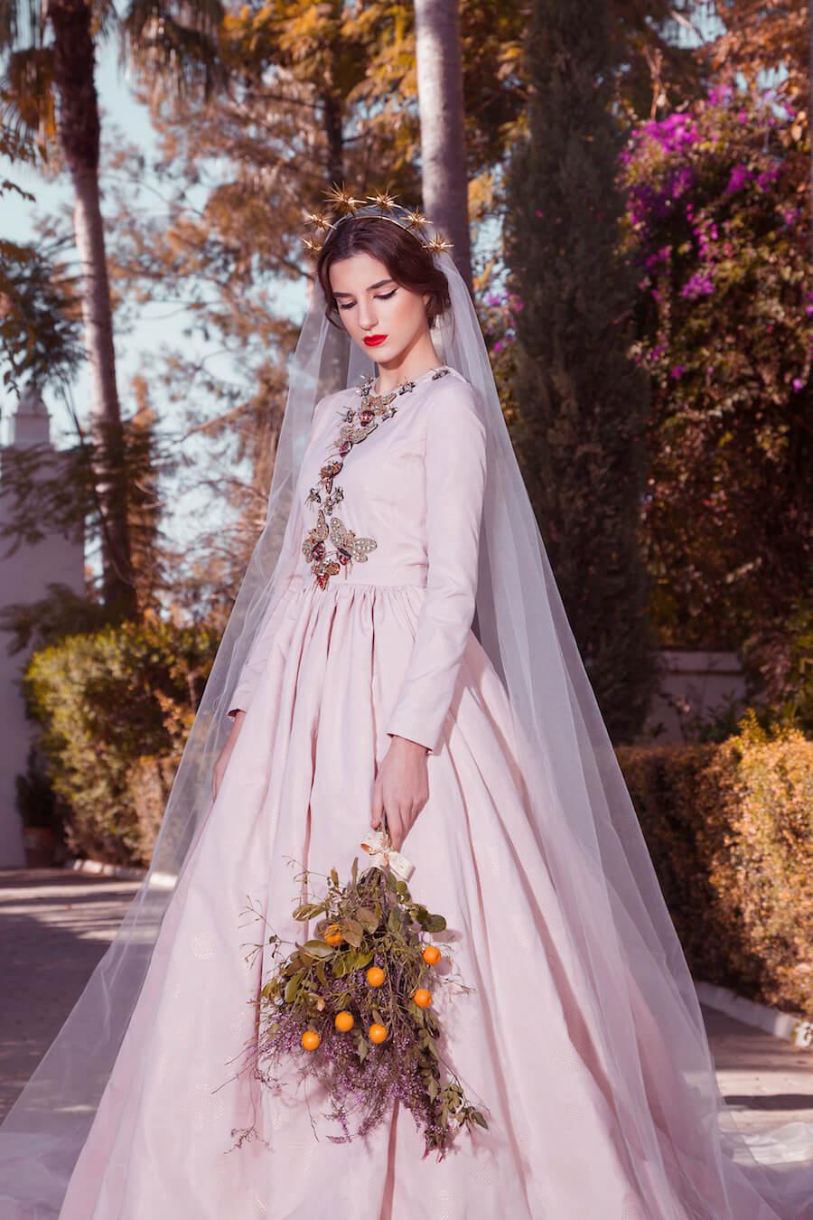 maquilladora de novias y bodas en Sevilla
