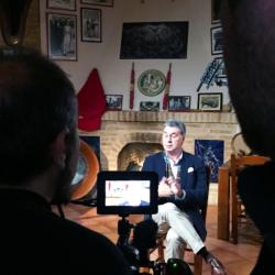 Lazos de Sangre. entrevista a Antonio Rivera