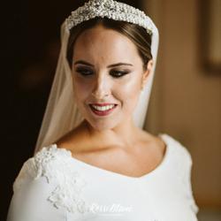 La boda de Fatima y Jose Manuel. Maquillaje cruelty free y vegano