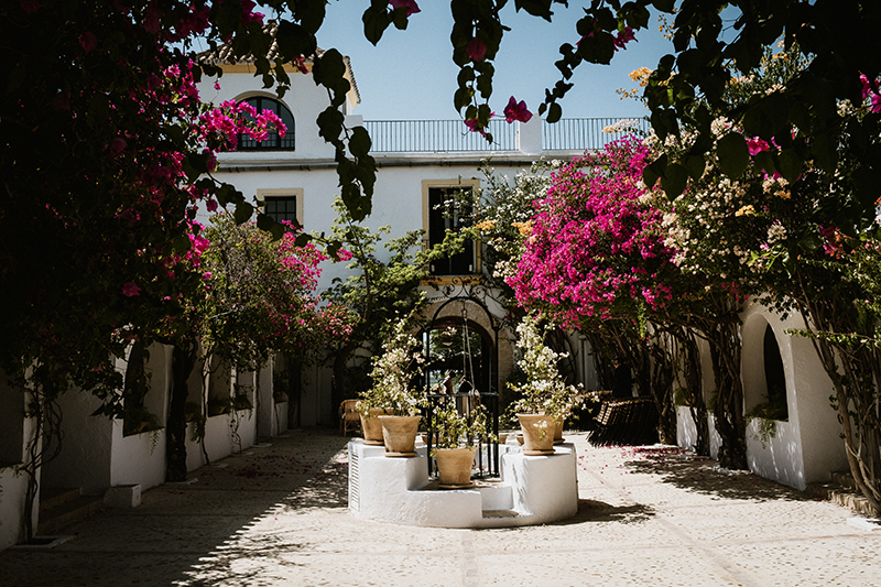 Hacienda San Rafael. Sevilla