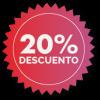 DESCUENTO20